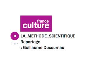 France Culture, émission « La méthode scientifique » sur le THz